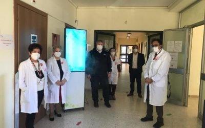 Lilt su donazione impianto per sanificazione ambulatori safegate pro®