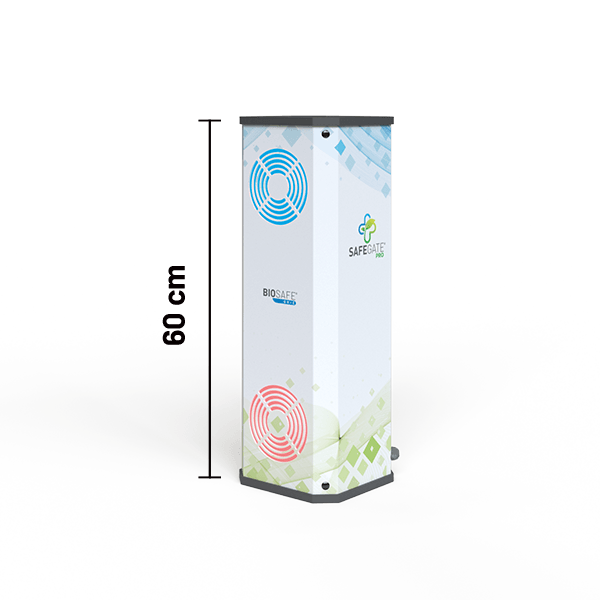 sanificatore aria UVC
