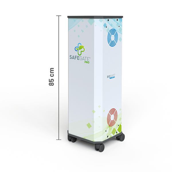 sanificatore aria UV-C