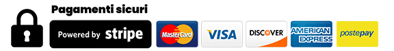 pagamenti sicuri tramite stripe